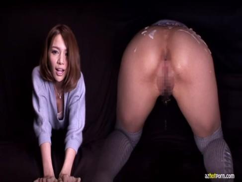 エックスびデオ ラブムビの美少女RIOの美尻に大量bukkake動画像無料